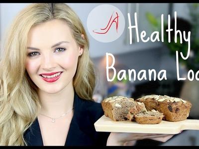 Mini Healthy Banana Loaves | Niomi Smart