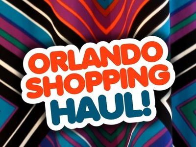 Orlando Shopping Haul! | Melissa Maker