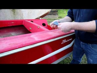 Restoring Gelcoat with the Farecla Profile Range