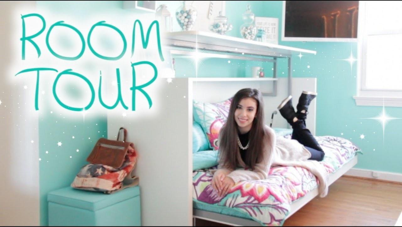 ROOM TOUR 2014 | BeautyTakenIn