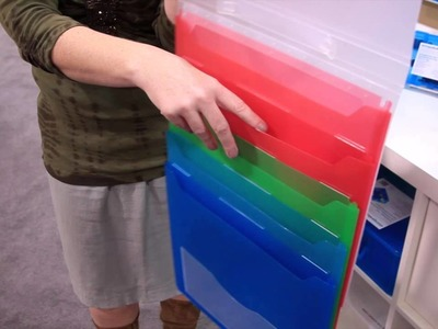 Storage Studios - Waterfall Paper File