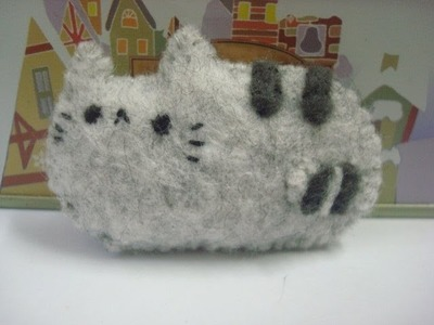 Super easy pusheen plush tutorial :)