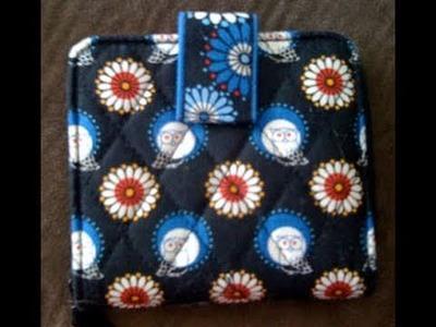 Vera Bradley Mini Zip Wallet Review