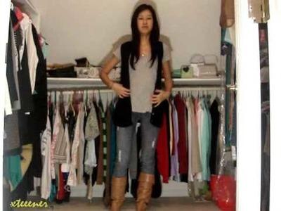WXw Episode 7: Back to School Fall Wear