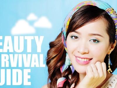 Beauty Survival Guide: Emergency Kit