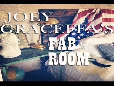 Bedroom Makeover with Joey Graceffa