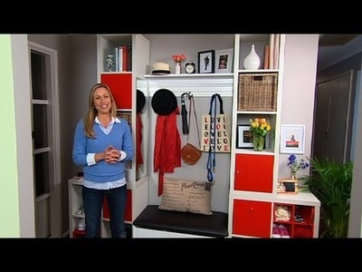Better Homes and Gardens - Decorating: the front entrance