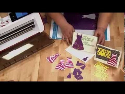 Brother™ ScanNCut Tutorial: Creating Personalized Greeting Cards