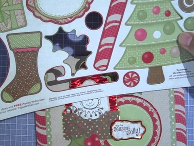 Christmas Sweets Card - Simply Ann