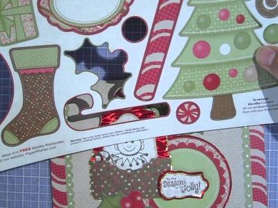 Christmas Sweets Card - Simply Ann