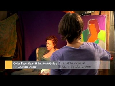Color Essentials: a Painter's Guide with Lea Colie Wright