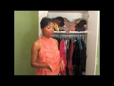 DIY:How To Organize Your Closet