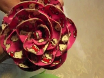 Duct Tape Rose Pen Tutorial (PART 1)