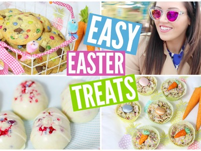Easy Easter.Spring Treats! ♡