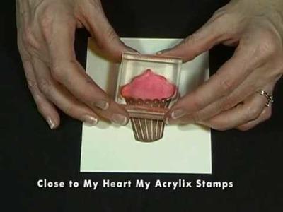 Fabulously Artsy -- Stamp WOW! Clear Stamps (Sham wow parody)