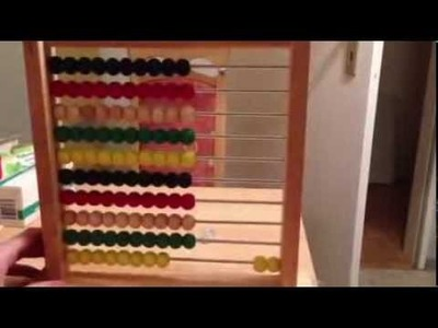 How Does an Abacus Work? (Tutorial on Abacus)