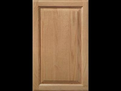 How To Build Raised Panel Cabinet Doors