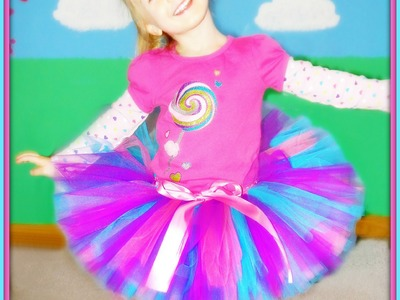 How To Make a very Full Tutu