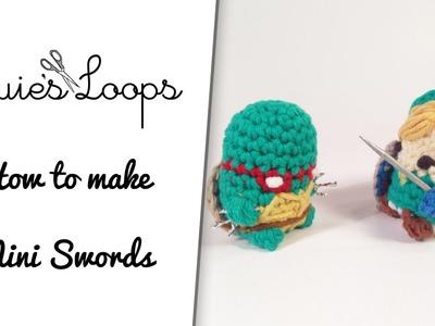How to make Mini Swords