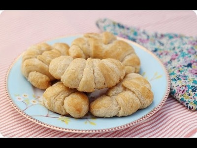 How to Make the Real Flaky Croissant - Classic Croissant Recipe