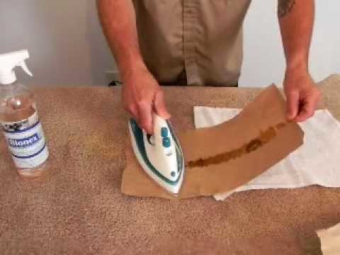 How To Remove Candle Wax From Carpet, Fast and Easy.