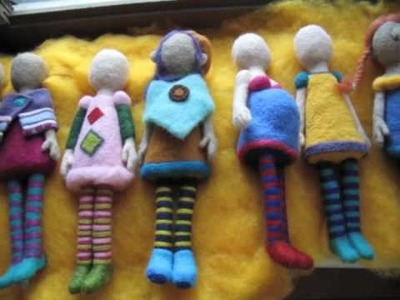 Joy of Felting I