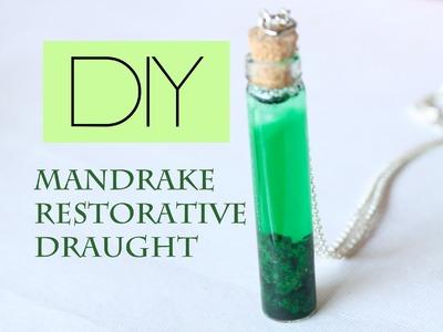 Mandrake Restorative Draught : Harry Potter Potion Ep. # 14