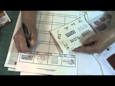 Organizing Your Rubber Stamps