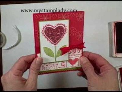 Pop-Up Heart Card