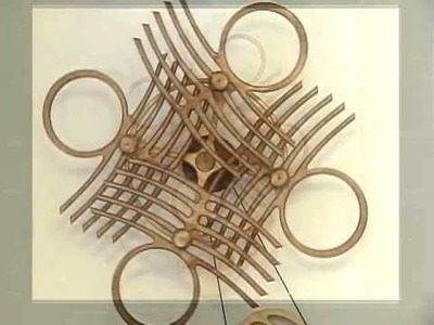 Quandary kinetic sculpture by David Roy © 2009