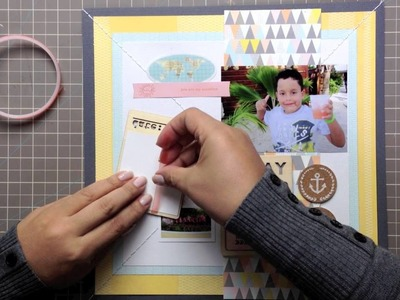 Scrap Your Stash with Nancy Damiano: Wood Frames