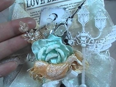 Shabby Chic Cards. DT project for The PiecebyPiece