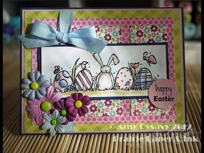 Spring & Easter Card Series - Card #9