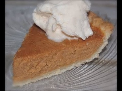 Sweet Potato Pie Recipe: How to Make Easy, Southern Sweet Potato Pie