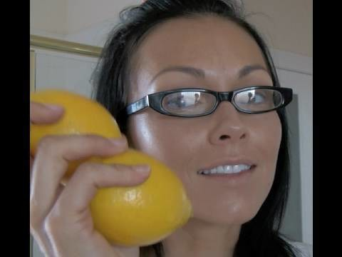 The Skin Doctor: LEMON TRICK | Kandee Johnson