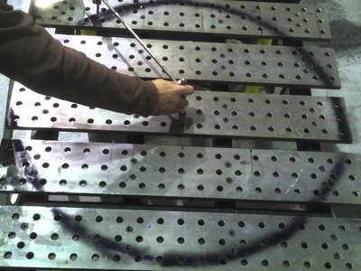 Welding Aluminum on the BuildPro Welding Table