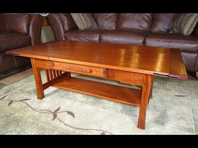 145 - Greene & Greene Coffee Table Pictorial