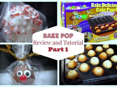 Bake Pop Review and Tutorial Part 1 of 2 | Maymay Made It