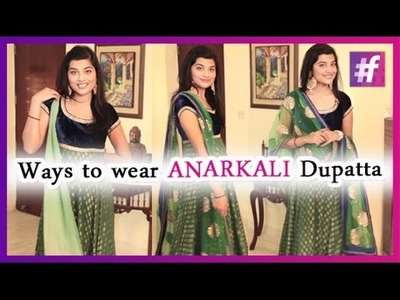 Best 10 Ways To Wear Dupatta - Dressing Tutorial