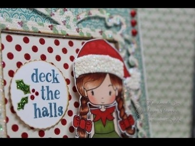 Christmas Card Tutorial #1 for 2013