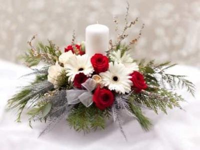Christmas Flowers Kelowna
