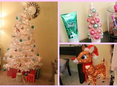 Christmas Room Tour - Christmas Decorating Ideas