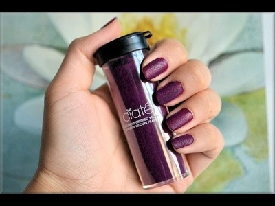 Ciate Velvet Manicure REVIEW & DEMO (How to)! - AprilAthena7