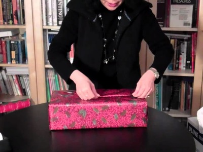 Diagonal Gift Wrapping