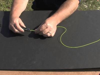 Fishing Knots: Tying a Sliding Sinker Rig