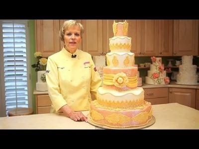 Gorgeous Wedding Cakes Ideas