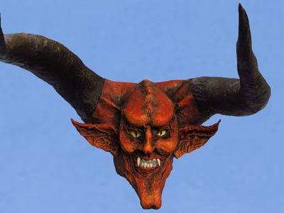 Great Paper Mache Mask Tutorial-Part 2