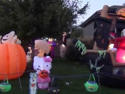 Halloween Decorations 2013