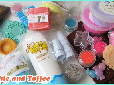 Haul: Polymer Clay & Deco Supplies! - Sophie & Toffee