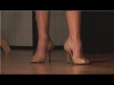 High Heels : Open Toe Stiletto High Heel Tips and Advice